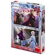 Dino Frozen II - Puzzle