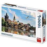 Dino Károly híd - Puzzle