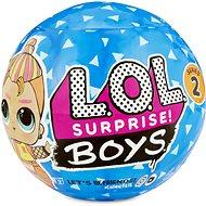 L.O.L. Surprise fiúknak, 1. hullám - Figurák