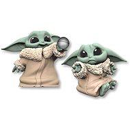 Star Wars Baby Yoda figura 2pack C - Figura