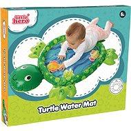 Mókás vizes játszószőnyeg - teknős - Babajáték