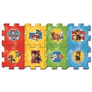 Mancs őrjárat - habszivacs puzzle, kék - Habszivacs puzzle