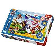 Puzzle Mancs őrjárat 160 db - Puzzle