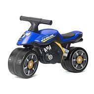 Futóbicikli - Case motorkerékpár, kék - Futóbicikli