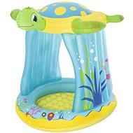 Bestway Játszóközpont - teknős - Felfújható medence
