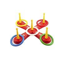 Dobójáték - Kereszt és karika - Kültéri játék