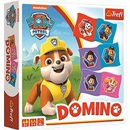 Társasjáték Domino Mancs őrjárat - Společenská hra