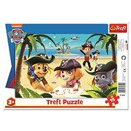Mancs őrjárat barátai - gyerek puzzle - Puzzle