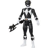 Power Rangers - Black Ranger retro figura - Figura
