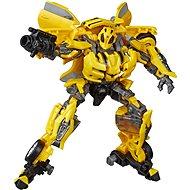 Transformers Generations Deluxe BumbleBee sorozat, a film alapján készült figura - Robot autó