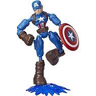 Avengers Bend And Flex Captain America - Figura