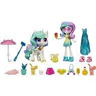 My Little Pony kicsi póni és Celestia hercegnő - Figura