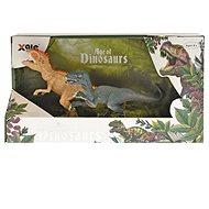 Dinoszauruszok 2 db - Figura