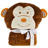 Gyerek pokróc majommal - Játszószőnyeg