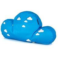 Felhő babzsák Kék - Babzsák