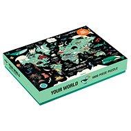 Puzzle - Világunk (1000 db) - Puzzle