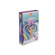 Kifestőkönyv 3D színező készletek / Rainbow Dreams