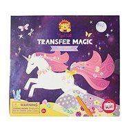 Kreatív szett Transfer Magic / Unicorn
