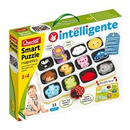 Smart Puzzle magnetico first colors and words - mágneses kirakós - Ruhahajtogató