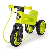 Neon Funny Wheels 2 az 1-ben, zöld - Futóbicikli