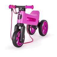 Neon Funny Wheels 2 az 1-ben, rózsaszínű - Futóbicikli