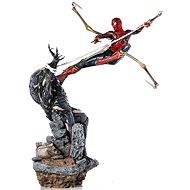 Iron Spider Vs Outrider BDS Art Scale 1/10 - Avengers: Endgame - Figura
