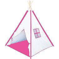 Indián sátor - rózsaszín - Gyereksátor