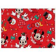 LUX Disney Karácsonyi csomagolópapír-tekercs, 2 x 1m x 0,7m, 5-ös minta - Csomagolópapír