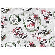LUX Disney Karácsonyi csomagolópapír-tekercs, 2 x 1m x 0,7m, 6-os minta - Csomagolópapír