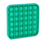 Pop it - négyzet, zöld - Társasjáték