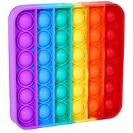 Pop it szivárványos négyzet - Társasjáték