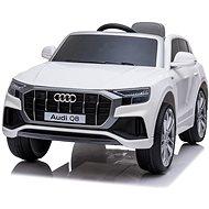 Audi Q8 - fehér - Elektromos autó gyerekeknek