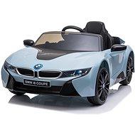 BMW i8 - kék - Elektromos autó gyerekeknek