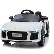 Audi R8 small - fehér - Elektromos autó gyerekeknek