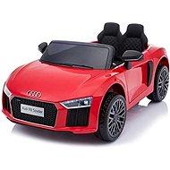 Audi R8 small - piros - Elektromos autó gyerekeknek
