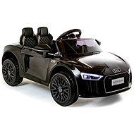 Audi R8 small - fekete - Elektromos autó gyerekeknek