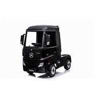 Mercedes-Benz Actros - fekete - Elektromos autó gyerekeknek