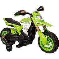 EVO Motorkerékpár - zöld - Elektromos motor gyerekeknek