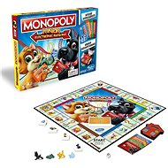 Monopoly Junior Electronic Banking - Társasjáték