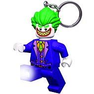 LEGO Batman Film Joker Világítás figurája - Zseblámpa kulcstartó