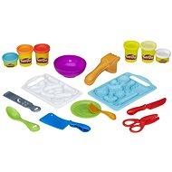 Play-Doh vágódeszka és konyhai eszközök - Gyurma