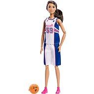 Sportoló Barbie - Kosaras Barbie - Baba