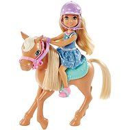 Mattel Barbie: Chelsea és pónija - Baba