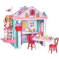 Mattel Barbie Chelsea klubház - Baba