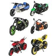 Hot Wheels Motorkerékpár - Játékautó