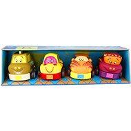 B-Toys Wheee-Is! autók - Játékautó