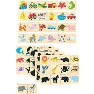 Woody árnyékkereső puzzle - Puzzle