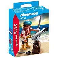 Playmobil Rémisz Rémusz kapitány 5378