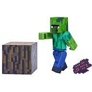Minecraft Zombie Villager - Figura