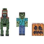 Minecraft zombi és egy ló - Figura